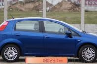 Használtteszt: FIAT Grande Punto 1,4i benzin-gáz