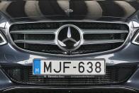 Mercedes E 250 – Nagy Merci, kis benzinmotorral