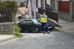 Saját autója gázolt el egy férfit Dunabogdányban