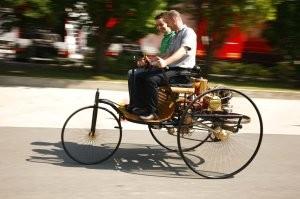 Kocsi lovak nélkül? – Benz Patentwagen