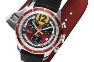 Méregdrága óra Ferrari fémhulladékból