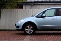 Mára lett elég olcsó a Suzuki SX4