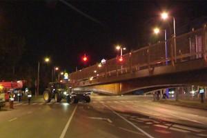 32 méteres híd gurult át Debrecenen