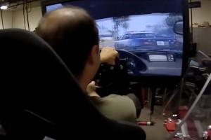 Így lehet GTA 5-öt játszani 30 milliós szimulátoron